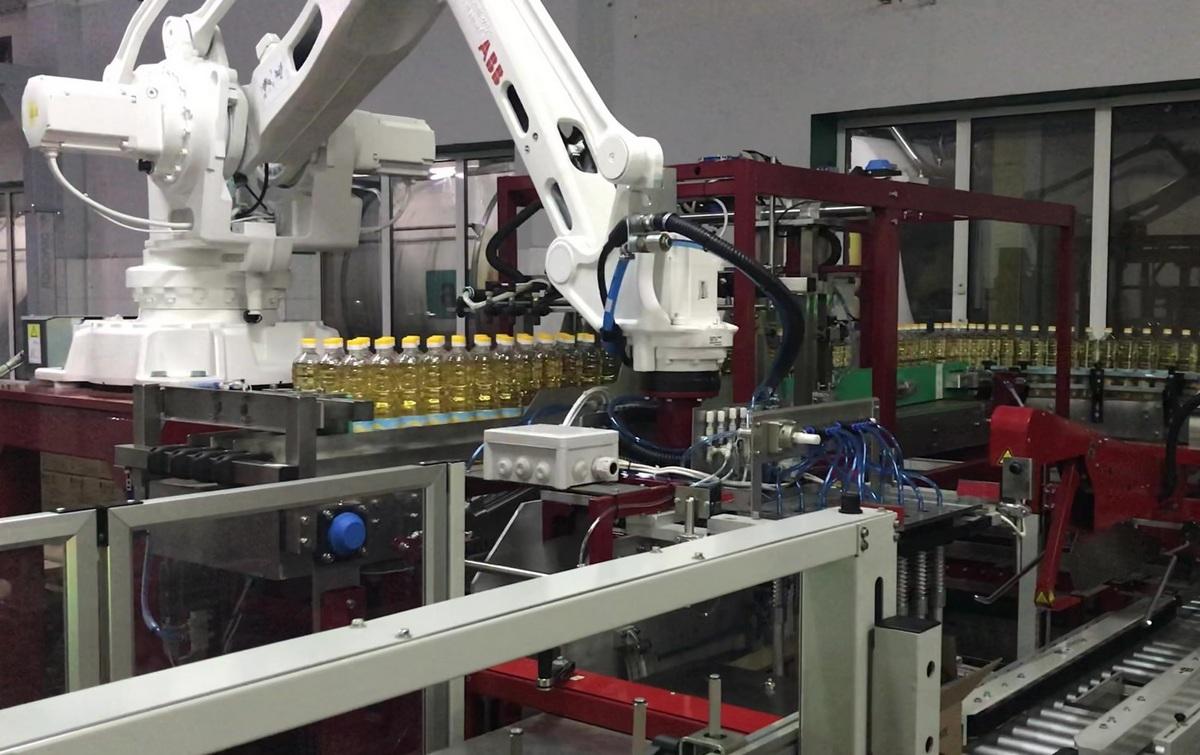 роботизированный комплекс для компании СПП Юг