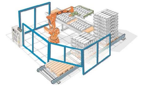 Литейное производство - робототехнический комплекс