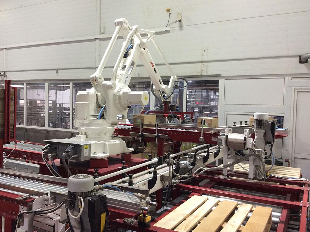 Автоматизация пищевого производства