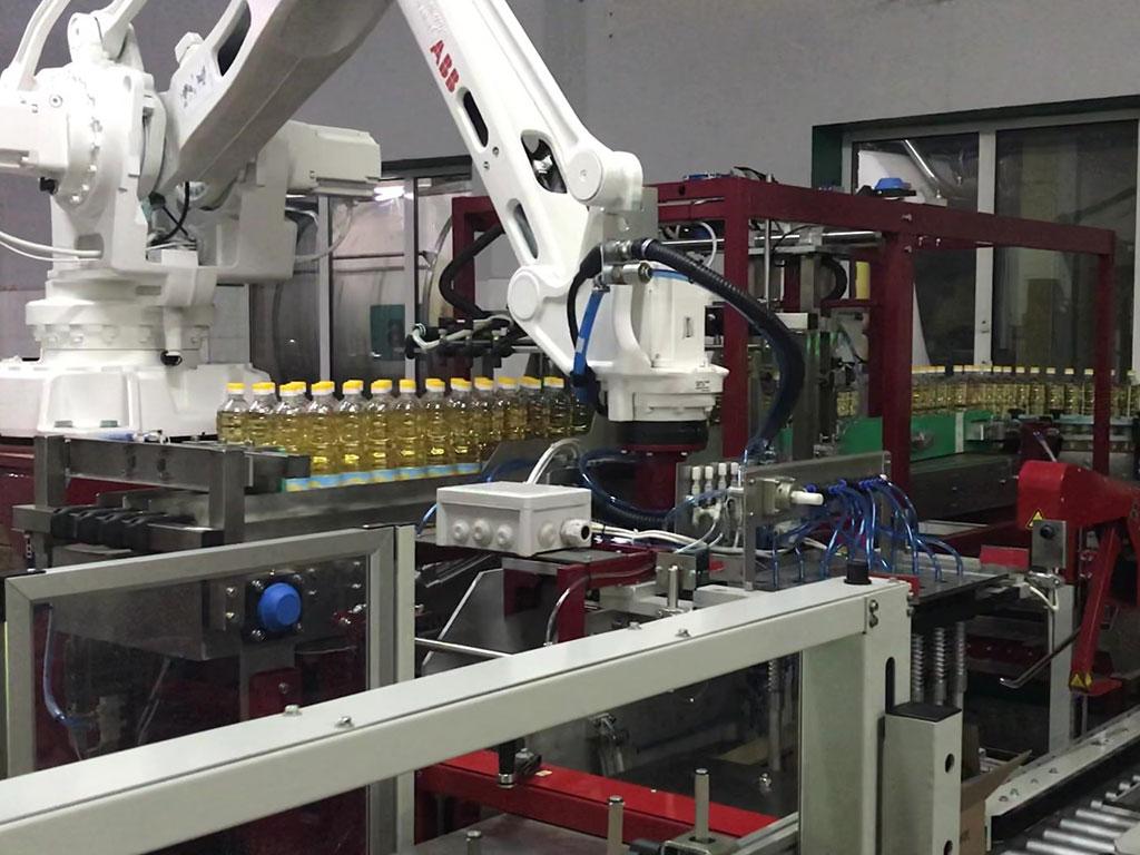 Пищевая промышленность роботизация