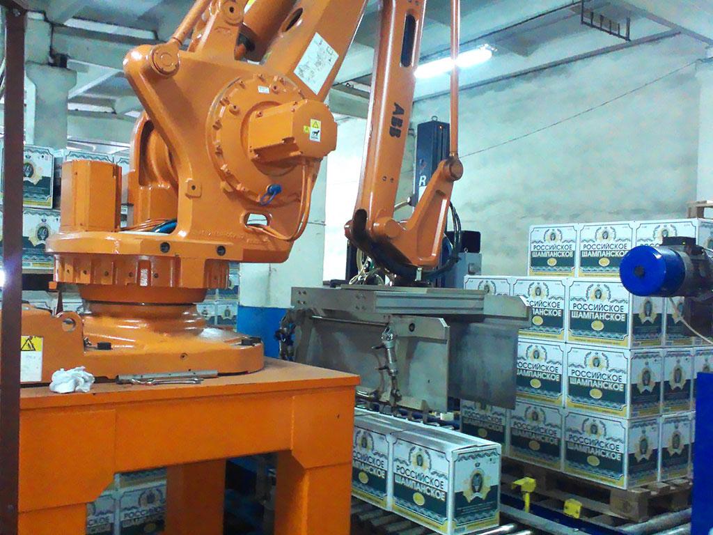 интеграция роботов