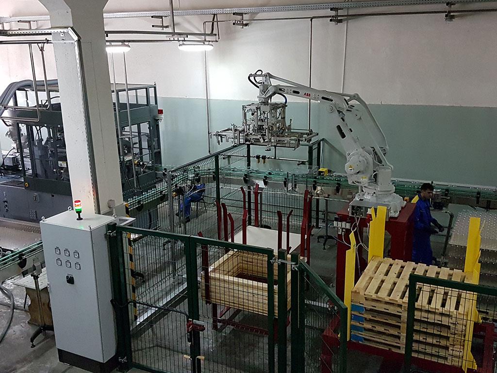 Пищевая промышленность в процессе роботизации