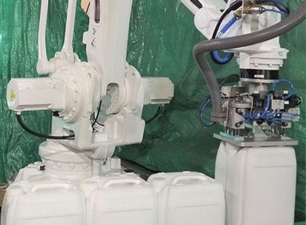 Роботизация производство строительных материалов
