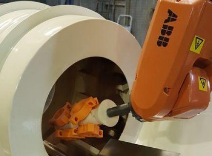 Создание оболочковой формы для литья по выплавляемым моделям. Литейное производство