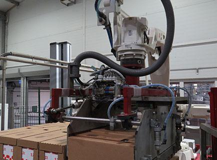 Захваты для промышленного робота