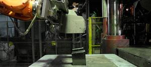 На ОАО «Магнезит» установлен первый робот