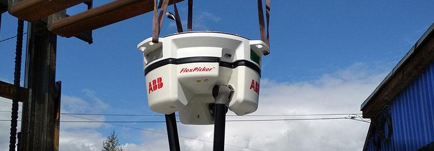 Новый робот доставлен на производство «Фруктонад Групп»
