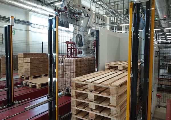 Цепные конвейеры на производстве Unilever